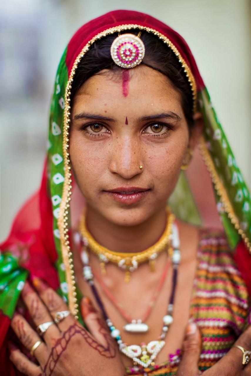 Красота женщин по всему миру...