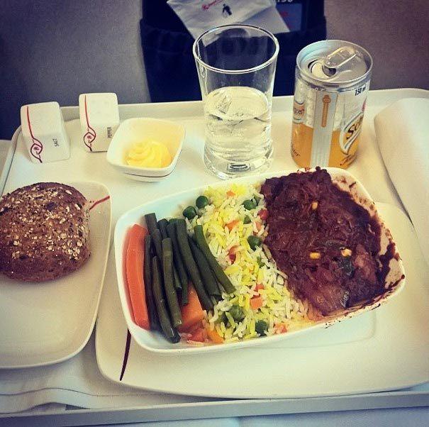 чем отличаются еда эконом бизнес-класс, еда в эконом и бизнес-классе, еда в первом классе