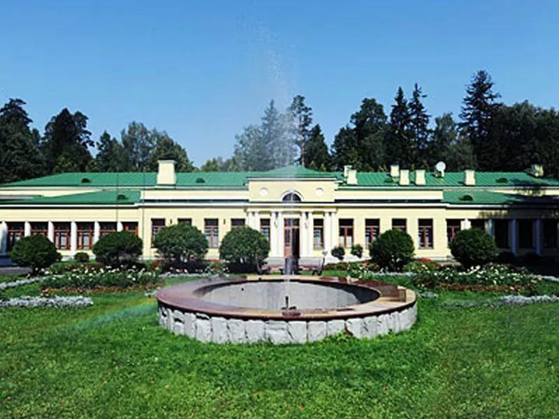 Дача Сталина «Семеновское» («дальняя»)