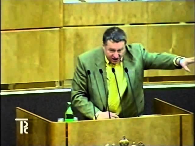 Пророчество Жириновского сбы…