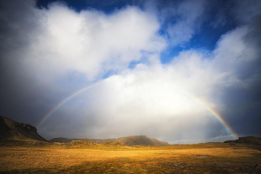 Золотые поля исландия, путешествие