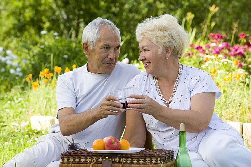 Новые знакомства в пожилом возрасте