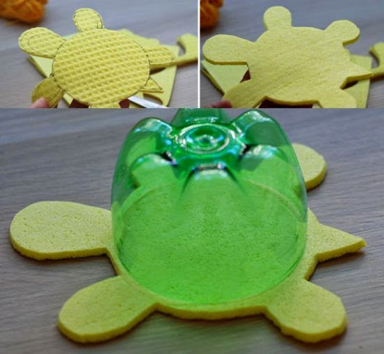 Сделать черепаху своими руками из бумаги 92