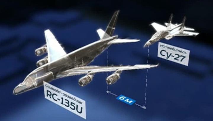 Самолёт-разведчик Boeing RC-135U пытался «нащупать» наши ПВО и РЭБ в Крыму