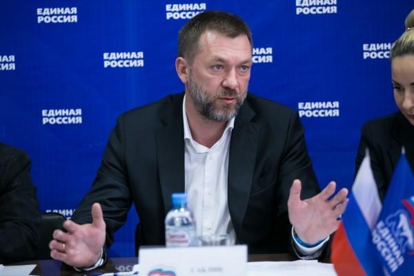Единоросс и спортсмены Севастополя