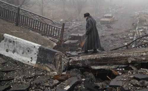 Война против Донбасса: милли…