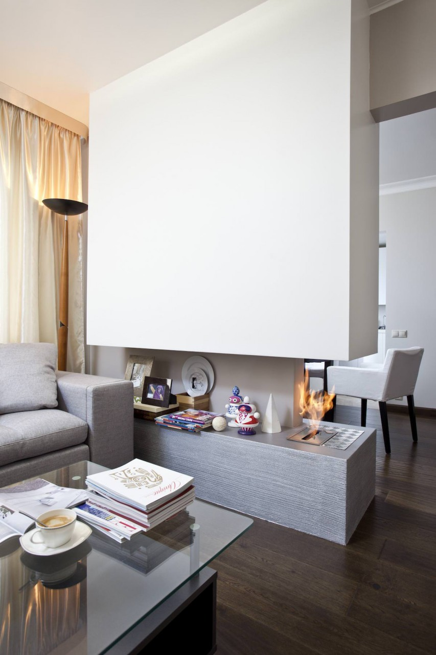Дизайн квартиры 57 кв. м.