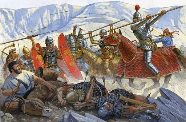 Битва при Карре - сражение, …