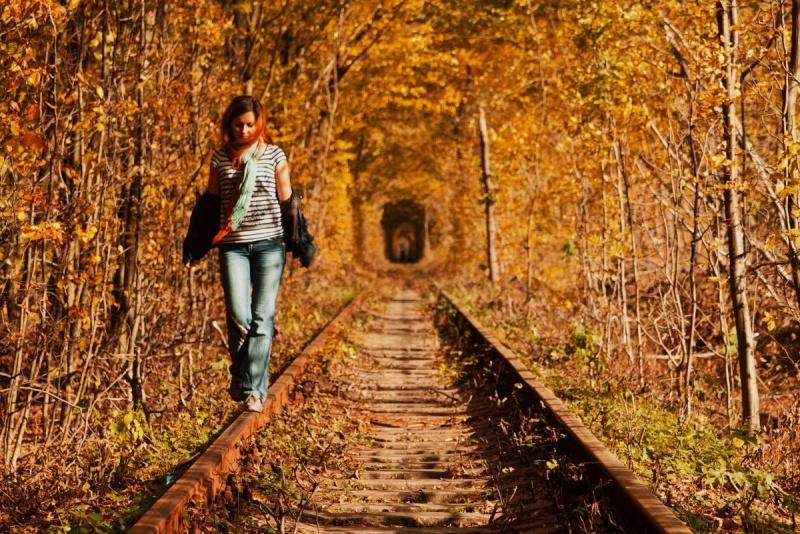 Самые необыкновенные тоннели в мире