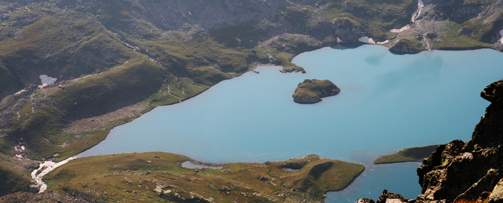 Малоизвестная достопримечательность Западного Кавказа. Долина озер и водопадов. Озеро Безмолвия. Закан