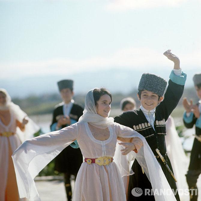 Колорит национального костюма