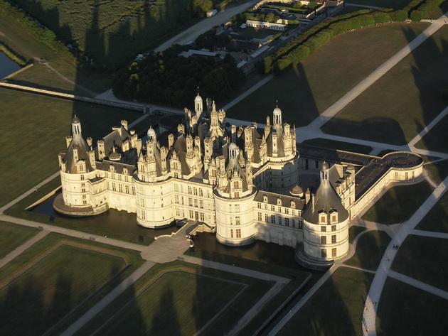 Замок Шамбор | Мир путешествий