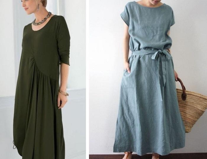 одежда в стиле бохо для полных