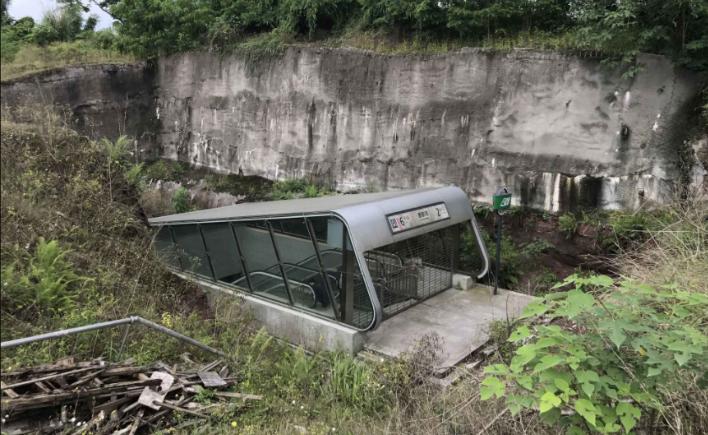 Выход в никуда: в Китае работает самая одинокая и ненужная станция метро