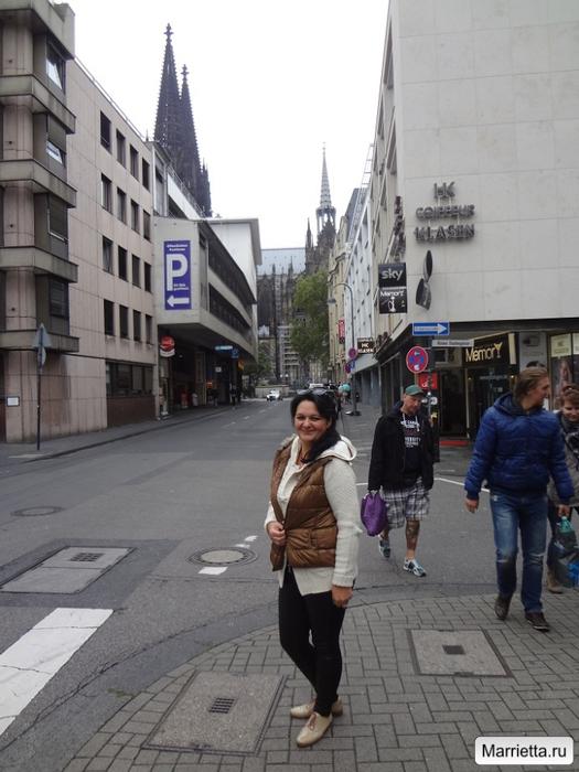 Моё путешествие по Европе. Германия - Грузия на автомобиле