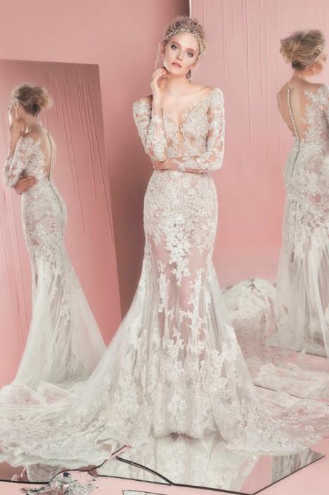 Свадебные платья Zuhair Murad весна-лето 2016: