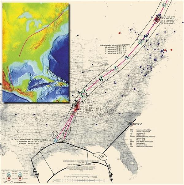 Йеллоустон: 130 землетрясений менее чем за неделю Original