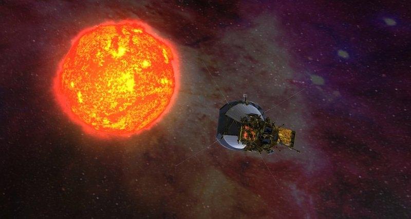 NASA отправит к Солнцу космический корабль: все о Parker Solar Probe