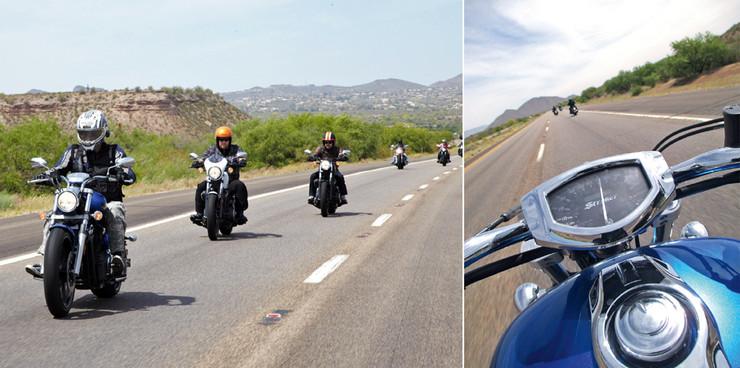 Route 66 — путешествие по США на Yamaha  - Фото 2