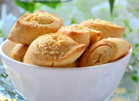 Сырное печенье — лакомство д…