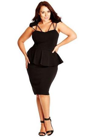 4 правила и 4 запрета при выборе вечернего платья для обладательниц аппетитных форм