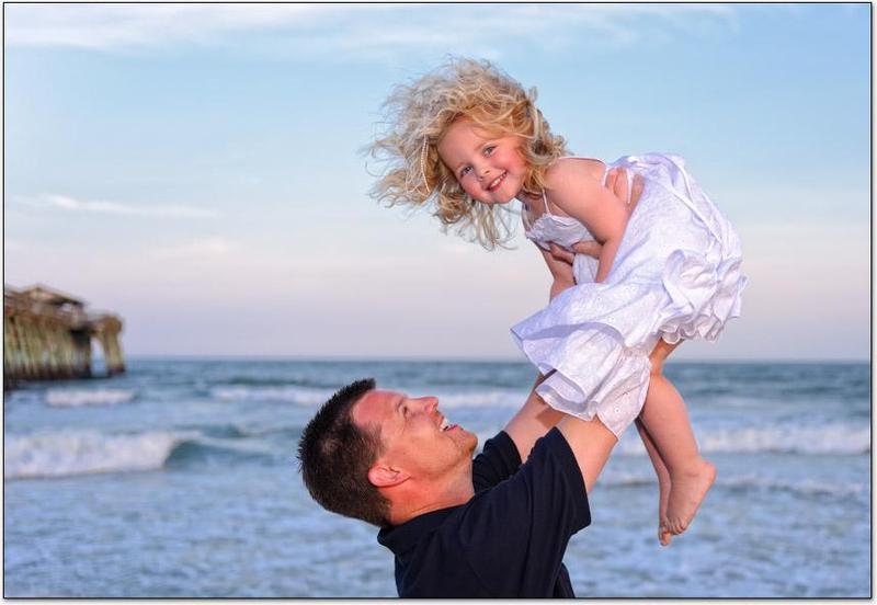 Папина дочка: воспитательные подвиги и промахи