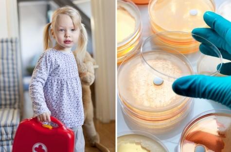 Стафилококк у детей: симптом…