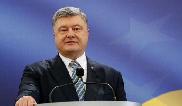 Бредни от Петра Порошенко: Украина сейчас — это история успеха