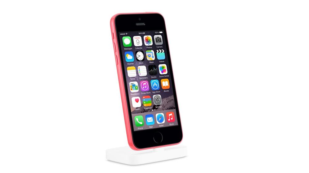 На сайте Apple случайно появилась фотография нового iPhone