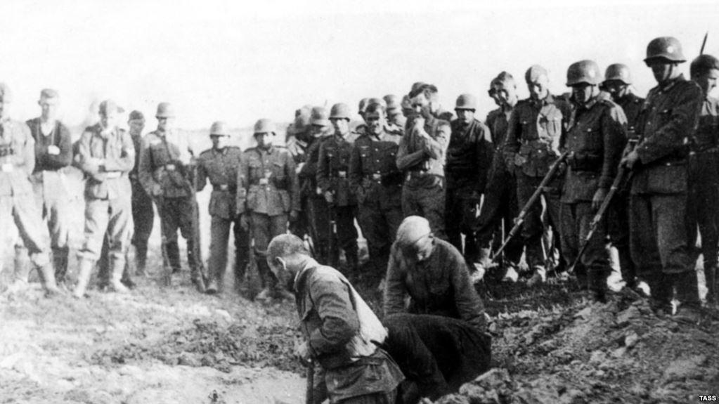 Кого не брали в плен на Великой Отечественной войне