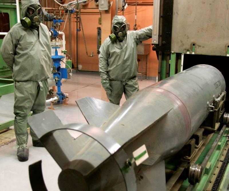 Полпред президента: в РФ полностью уничтожат химоружие до конца сентября