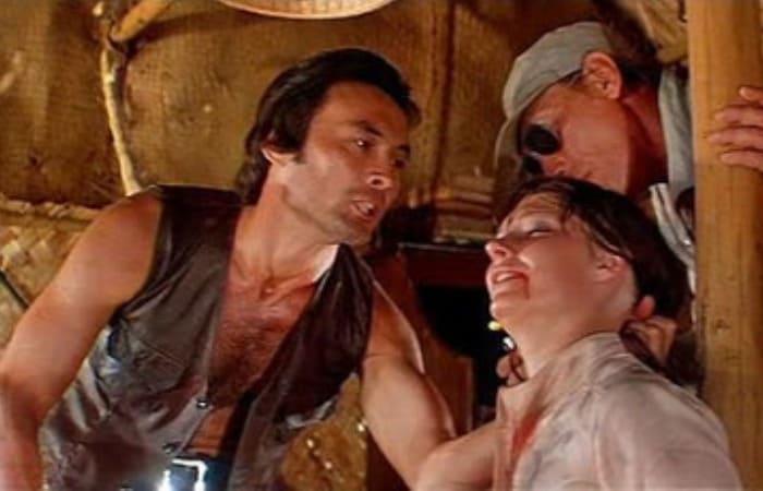 Как снимали фильм «Пираты ХХ века»