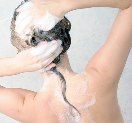 Домашний СПА-салон - шампунь своими руками