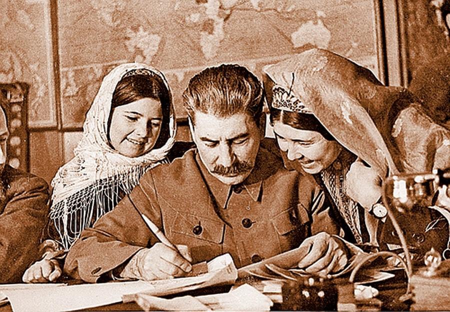 Не трогайте имя Сталина, не …