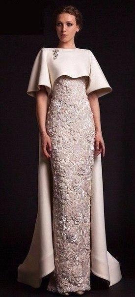 Безумно красивая коллекция платьев от KRIKOR JABOTIAN