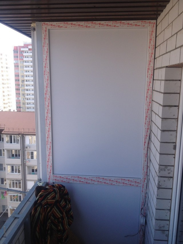 Кабинет на балконе балкон, кабинет