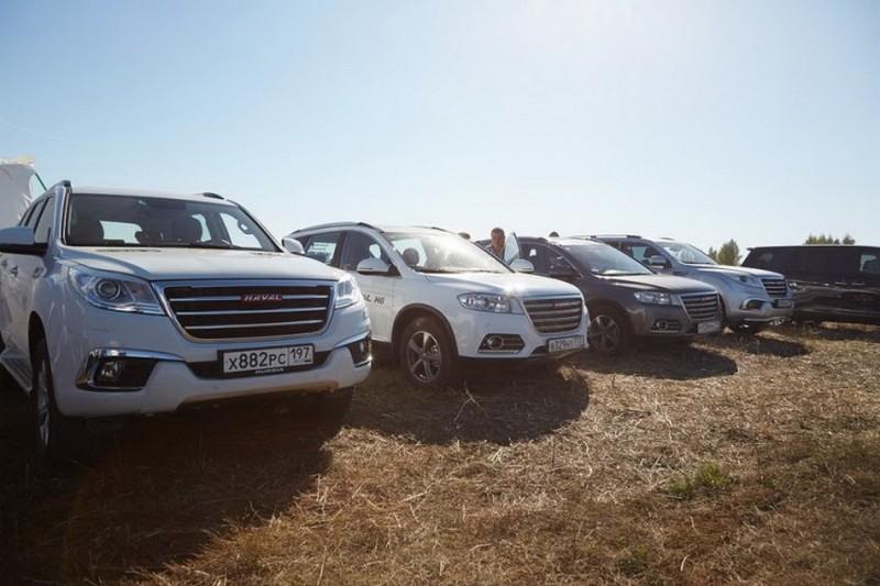 В России начали строить завод по выпуску внедорожников Haval