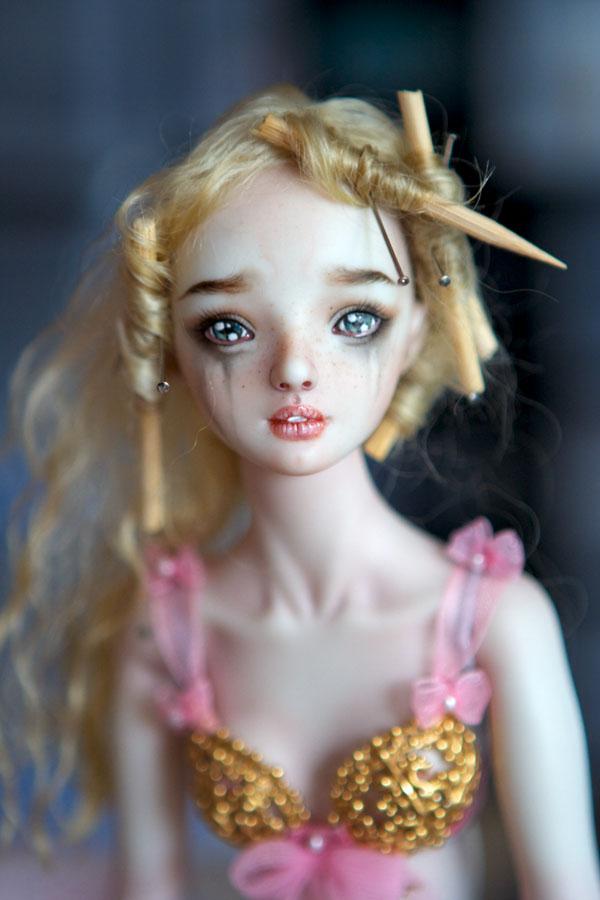 Одухотворённые куклы для взрослых