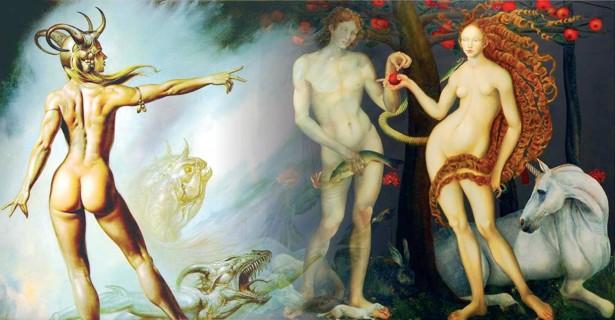 Кто появился раньше: Адам или Ева?