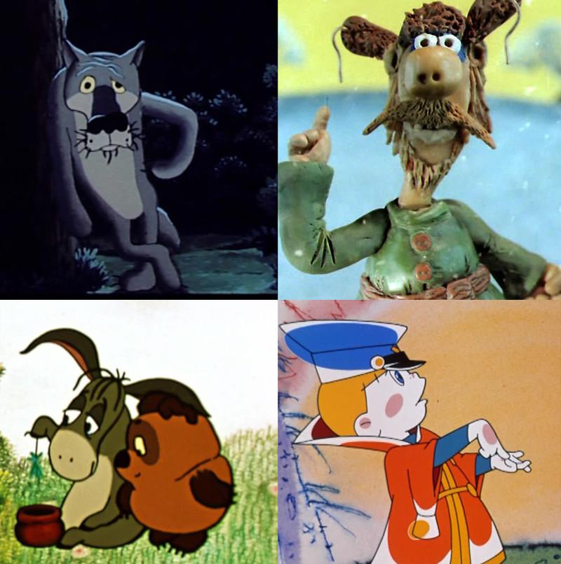 30 гениальных советских мультфильмов, которые нужно показать своим детям