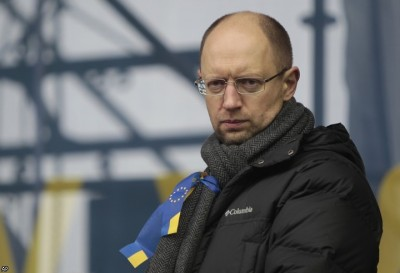 Яценюк планирует осудить Россию силами лучших адвокатов мира