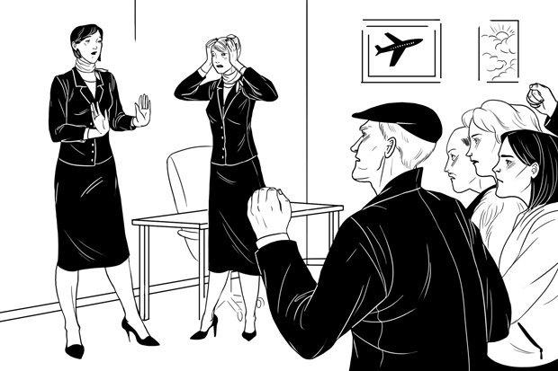 Сотрудница аэропорта анонимно рассказала о своей работе аэропорт, жизнь, россия, самолет