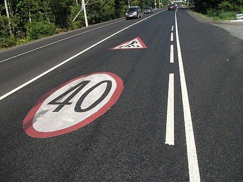 Для сокращения числа ДТП с участием пешеходов предлагается не только ограничить скорость при проезде переходов