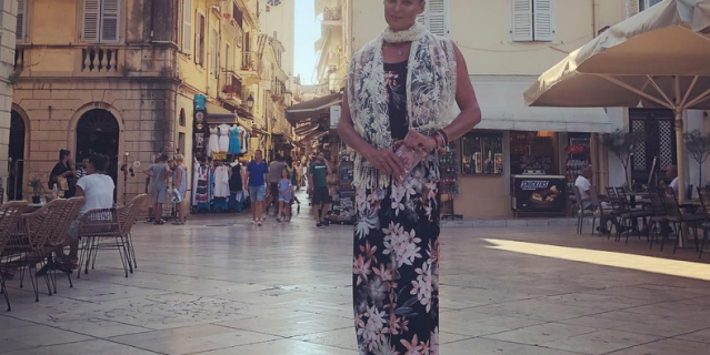 Волочкову экстренно доставили в больницу во время отпуска в Греции