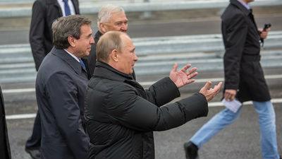 Путин: нужно было отменить транспортный налог, чтобы избежать конфликта с дальнобойщиками