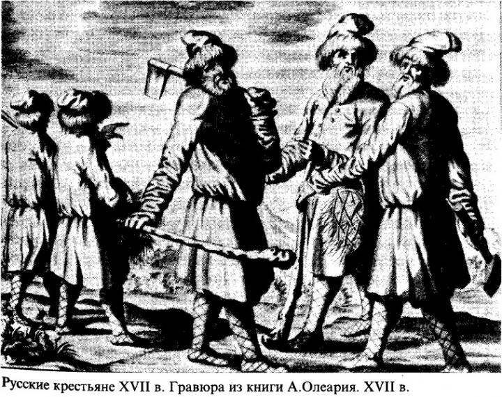 Краткая история от Руси Московской до Коллективизации через психологию крестьян
