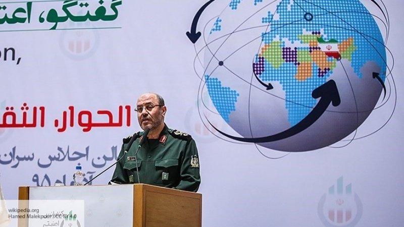 Иран предупредил Израиль о «…