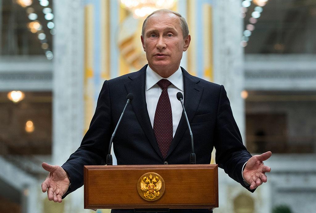 Путин: Россия всегда предлагала Европе «серьезные отношения», а не статус «любовницы»