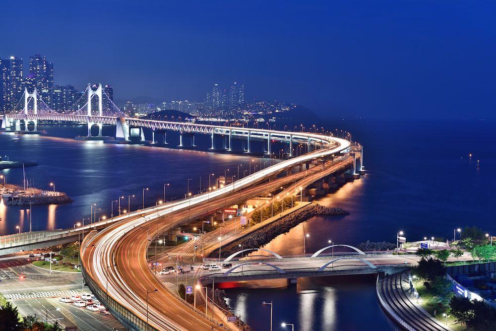 Российский газопровод в Коре…