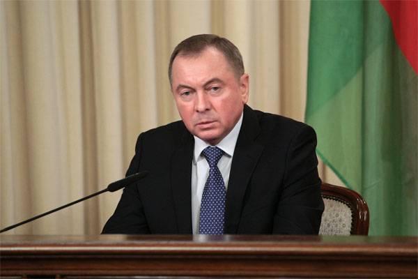МИД Беларуси: Мы понимаем логику НАТО